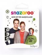 Mini Kit supporter France snazaroo™ 3 x 2 ml