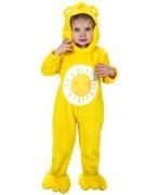 Déguisement combinaison jaune Bisounours™ enfant