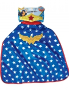 Cape et Tiare Wonder Woman Super Hero Girls™ enfant
