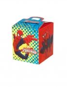 Vous aimerez aussi : 4 Boîtes en carton carrées Spiderman™ 9,5 x 9,5 x 11 cm