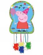 Piñata en carton Peppa Pig™ 46 x 65 cm