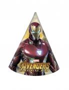6 Chapeaux de fête Avengers Infinity War™