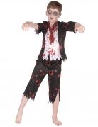 Déguisement écolier zombie garçon