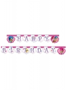 Guirlande Happy Birthday Shimmer and Shine™ 2 m