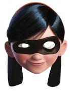 Masque en carton Violette Les Indestructibles™ adulte