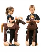 Déguisement à dos de poney enfant