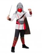 Déguisement ninja assassin garçon