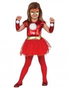 Déguisement Iron Lady™ Avengers™ Tutu fille
