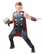 Déguisement deluxe Thor™ avec marteau enfant