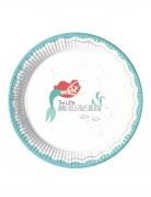 8 Assiettes en carton premium Ariel™ 23 cm