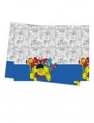 Nappe en plastique premium Avengers™ pop comic 120 x 180 cm