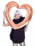 Vous aimerez aussi : Ballon en aluminium Cadre Coeur rose gold 80 cm
