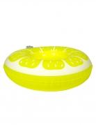 Porte-gobelet gonflable Citron jaune