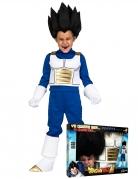 Coffret déguisement avec perruque Vegeta Dragon Ball™ enfant