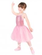 Déguisement danseuse étoile rose fille