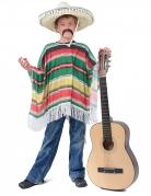 Poncho mexicain enfant