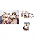 10 accessoires photobooth Lapins Crétins™