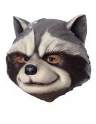 Masque 3/4 Rocket Raccoon Infinity war™ adulte
