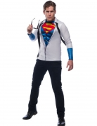 T-shirt avec cravate Superman™ adulte
