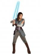 Déguisement super deluxe Rey Star Wars™ adulte