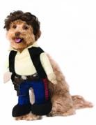 Déguisement Han Solo Star Wars™ pour chien