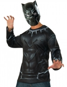 T-shirt et masque Black Panther Captain America Civil War™ adulte