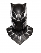 Masque en latex deluxe Black Panther Captain America Civil War™ adulte