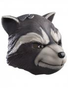 Masque en latex deluxe Rocket Raccoon Les Gardiens de la Galaxie 2™ adulte