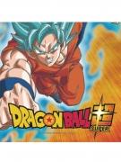 Vous aimerez aussi : 20 Serviettes en papier Dragon Ball Super™ 33 x 33 cm