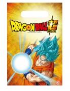 6 Sacs de fête Dragon Ball Super™ 23 X 16 cm