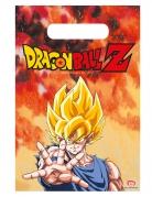 6 Sacs de fête Dragon Ball Z™ 23 X 16 cm