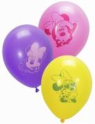 10 Ballons en latex Minnie™ 28 cm