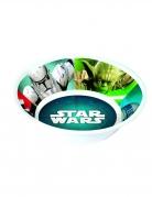 Assiette creuse en plastique mélamine Star Wars™ 14 cm