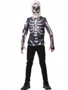 Vous aimerez aussi : T-shirt et cagoule Skull Trooper Fortnite™ adolescent