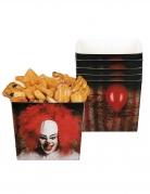 Vous aimerez aussi : 6 Bols en carton Clown terrifiant 40 cl