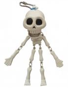 Vous aimerez aussi : Mini squelette bouche articulée 15 cm