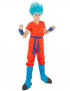 Déguisement Goku Saiyan Super Dragon ball™ enfant