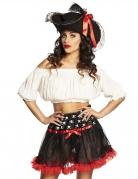 Jupon pirate femme