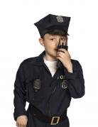Talkie walkie de policier enfant