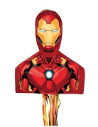 Piñata buste Iron Man™ premium 50 x 24 x 17 cm