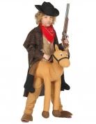 Déguisement porte-moi cowboy enfant