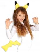 Kit rongeur électrique jaune enfant