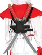 Accessoires super héros épées samouraï adulte 55 cm