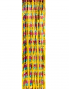 Rideau scintillant mexique multicolore 2,4 m