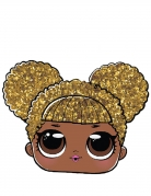 Masque en carton Queen B LOL Surprise™