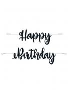 Vous aimerez aussi : Guirlande en carton happy birthday noire 2,13 m