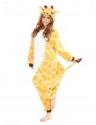 Combinaison Kigurumi™ girafe adulte