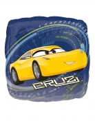 Ballon en aluminium carré Jackson et Cruz Cars 3™ 43 x 43 cm