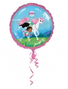 Ballon en aluminium Nella Princesse Chevalier™ 43 cm