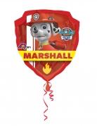 Ballon aluminium Chase et Marcus Pat'Patrouille™ 63 x 68 cm